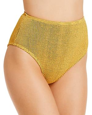 Bound by bond-eye The Palmer Textured Bikini Bottom