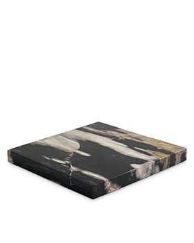 Mitchell Gold Bob Williams - Petrified Wood Cheese Board