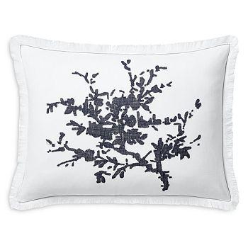 "Ralph Lauren - Eva Silhouette Decorative Pillow, 15"" x 20"""