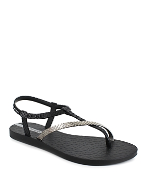 Women's Strappy Embellished Sandals