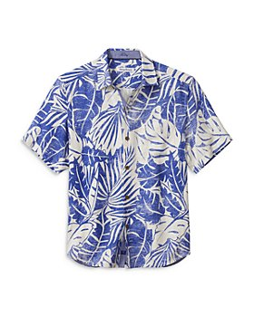 Tommy Bahama - Coasta Blanca Silk Camp Shirt