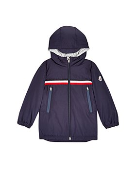 Moncler - Unisex Ben Hooded Long Down Parka - Baby, Little Kid