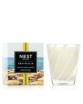 NEST Fragrances - x Gray Malin Amalfi Lemon & Mint Classic Candle