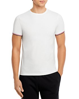 Moncler - Stretch Cotton Crewneck Tee