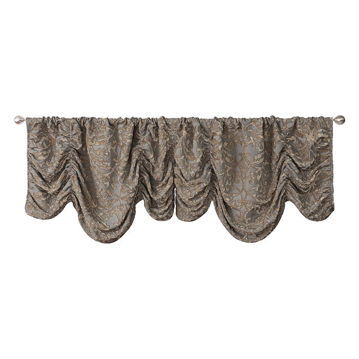 Waterford - Carrick Ruched Valance