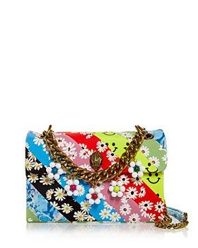 KURT GEIGER LONDON - Kensington Floral Shoulder Bag