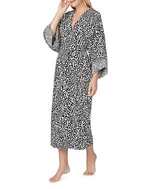 New York Printed Robe