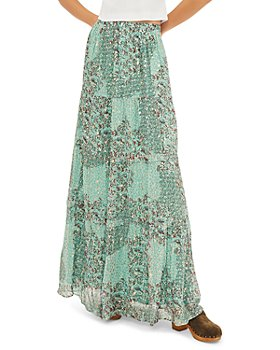 ba&sh - Obbie Maxi Skirt