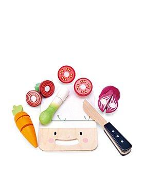 Tender Leaf Toys - Mini Chef Chopping Set - Ages 3+