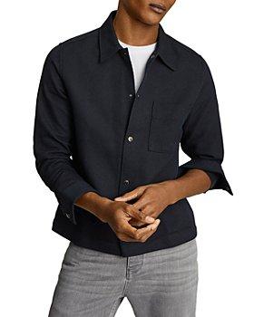 REISS - Martino Regular Fit Overshirt