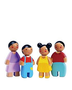Tender Leaf Toys - Sunny Doll Family Set - Ages 3+