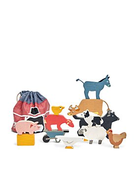 Tender Leaf Toys - Stacking Farmyard - Ages 3+