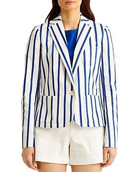 Ralph Lauren - Striped Blazer