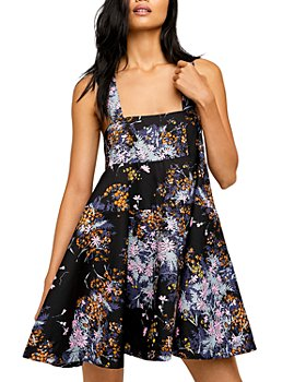 Free People - Let the Sunshine In Empire Dress