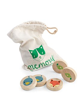 Tender Leaf Toys - Clever Cat Memory Game - Ages 18 Months+