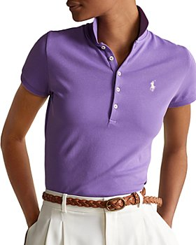 Ralph Lauren - Slim-Fit Stretch Polo Shirt