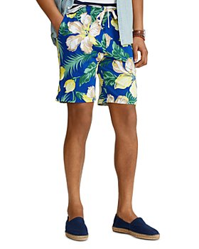 Polo Ralph Lauren - 8-Inch Floral Spa Terry Short