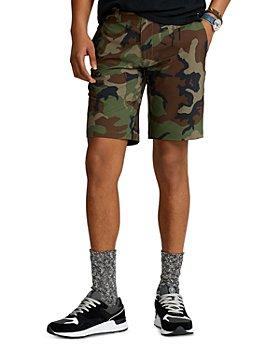 Polo Ralph Lauren - 9-Inch Camo Print Beach Shorts