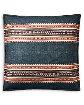 """Ralph Lauren - Striped Throw Pillow, 20"""" x 20"""""""