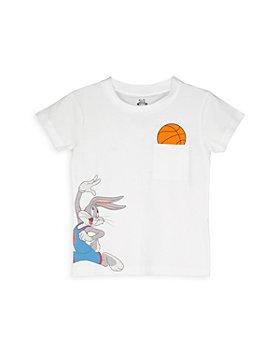 Eleven Paris - Boys' Bugs Bunny Graphic Tee - Little Kid, Big Kid