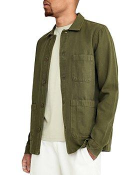Wax London - Chet Cotton Twill Shirtjacket