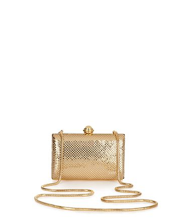 Sondra Roberts - Hard Body Mesh Clutch