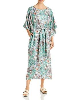 Tory Burch - Robinson Printed Silk Dress