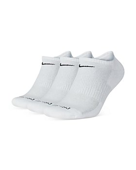 Nike - Everyday Plus Cushioned Training No Show Socks, Pack of 3
