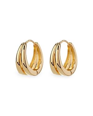 Margaux Huggie Hoop Earrings