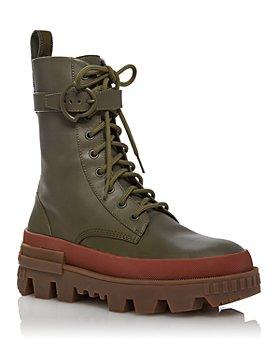 Moncler - Women's Carinne Combat Boots