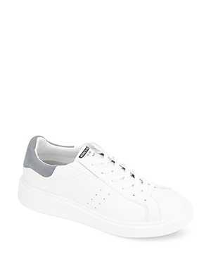 Women's Kam Leather Lace Up Platform Sneakers