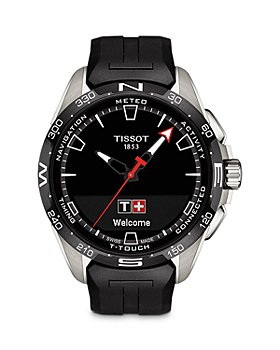Tissot - T-Touch Connect Solar Smart Watch, 47.5mm
