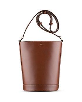 A.P.C. - Sac Ambre Seau Bucket Bag