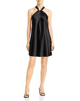 AQUA - Halter Dress - 100% Exclusive