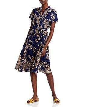 Nanette Lepore - Nanette Short Sleeve Henley Collar Dress (73% off) -  Comparable value $128