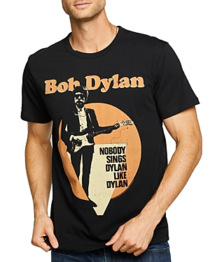 Bob Dylan Graphic Slim Fit Tee