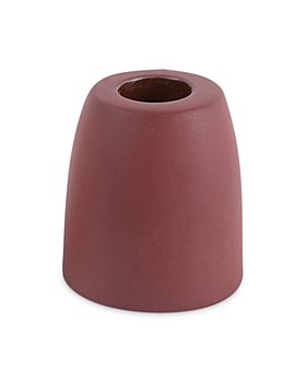 The Floral Society - Cone Petite Ceramic Taper Candleholder