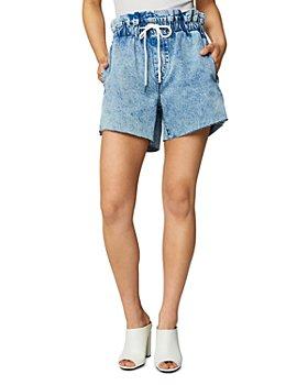 BLANKNYC - Drawstring Denim Shorts