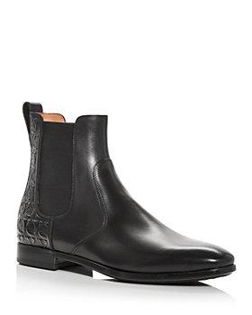 Salvatore Ferragamo - Men's Nathan Chelsea Boots