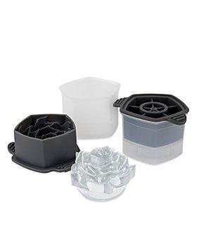 Tovolo - Rose Ice Mold, Set of 2