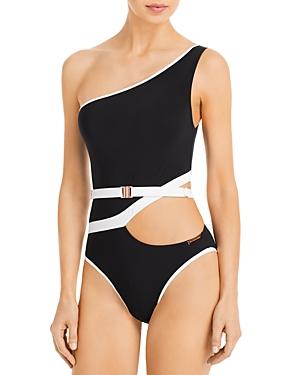 Tatiana Asymmetric One Piece Swimsuit