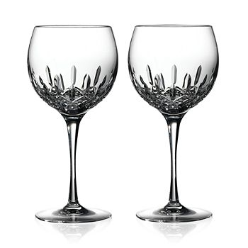 Waterford - Lismore Essence Wine Balloons, Set of 2