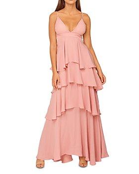 Gracia - Flare Layered Maxi Dress (40% off) -  Comparable value $100