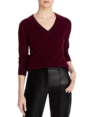 Cashmere V-Neck Cashmere Sweater