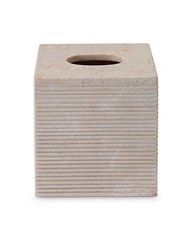 Kassatex - Limestone Tissue Holder