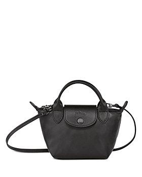 Longchamp - Le Pliage Mini Leather Crossbody