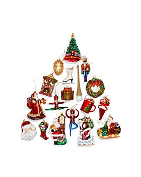 Bloomingdale's - Santa's Favorites Holiday Ornament - 100% Exclusive