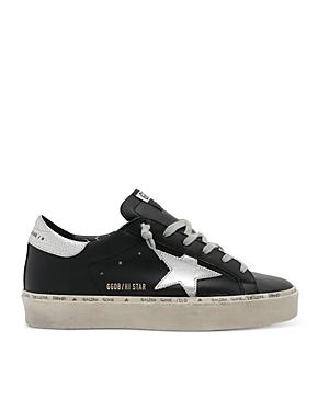 Golden Goose Deluxe Brand Women's Hi Star Leather Sneakers