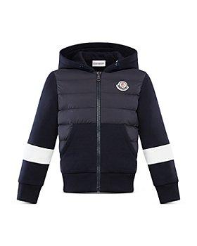 Moncler - Unisex Down Hooded Sweatshirt - Big Kid