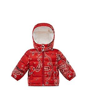 Moncler - Unisex Meral Bandana Print Down Coat - Baby